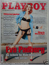 Playboy -D 5/2004, Eva Padberg, Patricia Ford, Rapper Bo, Black Beautys