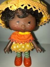 VINTAGE Strawberry Shortcake ~Orange Blossom~ Original Doll 1981