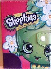 "Shopkins  7"" Universal Tablet Wallet Case For Mini Ipad, Galaxy Tab7"" plus more"