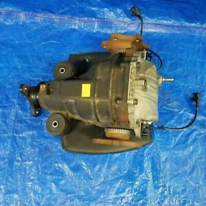 INFINITI FX35 FX37 QX70 RWD REAR CARRIER DIFFERENTIAL ASSEMBLY 118K # 28906