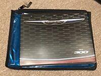 2015 Chrysler 300 press kit in original bag