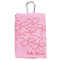 Golla Pink Phone Case Pouch Bag for iPhone 4s 5c 5s SE Samsung Galaxy S4 Mini