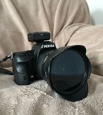 Pentax RICOH K-3 23.4MP fotocamera reflex digitale con Sigma 10-20mm f3.5 EX DC HSM