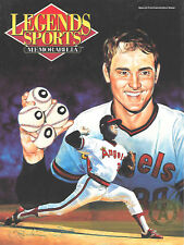 Legends Sports Memorabilia Magazine July/August 1992 Nolan Ryan Commemorative