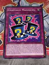 Carte YU GI OH CHAPEAUX MAGIQUES YGLD-FRA38 X 2