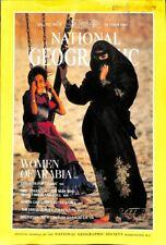 National Geographic Magazine, October 1987