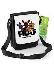 FIVE NIGHTS AT FREDDYS DIGITAL BAG IPAD MINI / SMALL TABLET FNAF GANG