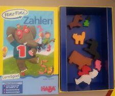 HABA Ratz Fatz - Zahlen Lernspiel Konzentrationsspiel Kinderspiel Kinder Spiele