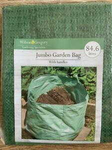 Jumbo Garden Bag with Handles 84.6 Litres