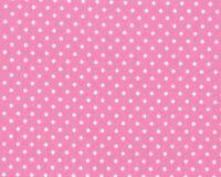 weiß ♥ Pünktchen dots polka Stoff Baumwolle ♥ Ökotex  ♥ Punkte rosa