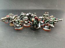 warhammer 40k Ork Boyz painted AND shootas