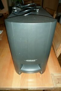 Bose PS 3-2-1 Powered Speaker System