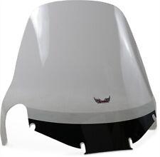 Slipstreamer Replacement Windshield - Clear Wraparound S-169-C HONDA GL1200 etc