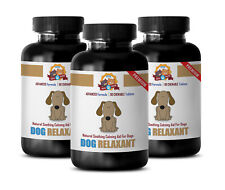 dog calming treats - DOG RELAXANT FOR ANXIETY 3B - dog relax chews