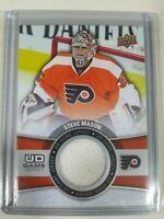 2015-16 Upper Deck Series 2 UD Game Jersey Steve Mason Philadelphia Flyers