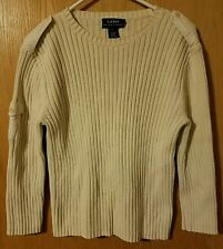 Lot of 3 Womens Ralph Lauren Sweaters Size Large