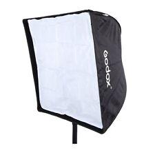 """Godox 24"""" 60x60cm Portable Softbox Umbrella DSLR Flash Diffuser for Canon Nikon"""