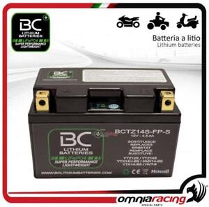 BC Battery - Batteria moto al litio per Triumph TROPHY 1200 1999>2003