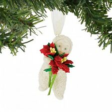 Department 56 Snowbabies New 2015 BABY BLOSSOMS Snowbaby Ornament 4045804