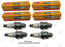 4 x NGK Standard Plug Spark Plugs 5122  BR7ES  1111 B7ES Tune Up Kit Set