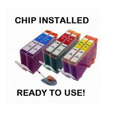 6 Comp HP 564XL Color Ink Cartridges for HP Deskjet 3070a 3520 3521 3522 3526