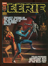 EERIE A WARREN MAGAZINE #119-1981-HUMANITY TEETERS ON THE EDGE OF EXTINCTION-VF