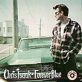 Chris Isaak : Forever Blue (CD, 1995, *Case is Damaged*) Ships in 12 hours!!!