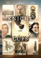 Knight of Cups (DVD, 2016) SKU 2105