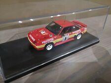 Opel manta 400 1/43 Cork rally 1985 .realisation artisanale