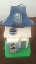 Halloween Vintage Weebles Haunted House 1976 Hasbro RARE Playset Play House Toy