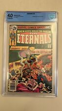 Eternals #2 CBCS 4.0 (CGC EQUIVALENT) FIRST APPEARANCE OF AJAK AND THE CELESTIAL