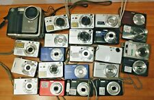LOT OF 23x SONY DIGITAL CAMERA CYBER-SHOT DSC-T33 W120 W310 W730 W610 W510 W800+