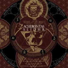 Acherontas / Slidhr Split CD (Digipak)
