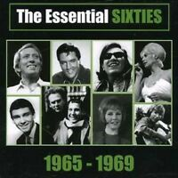 THE ESSENTIAL SIXTIES 1956-1969 2CD BRAND NEW 60's Ed Ames Burl Ives Percy Faith