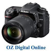New Nikon D7500 18-140 kit 64GB 20.9MP 4K UltraHD Digital SLR Camera 1 Yr Au Wty