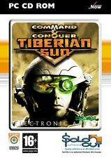 Command & Conquer: Tiberian Sun (PC CD). 5050740022614.