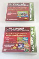 Tech Resources Get Connected with Virginia MacMillan McGraw-Hill Timelinks K-2!
