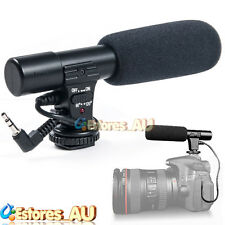 3.5mm MIC-01 DV Stereo Microphone For Canon 760D 750D 70D 100D 700D 1200D 650D