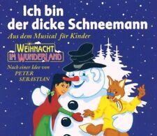 Peter Sebastian Ich bin der dicke Schneemann (1997)  [Maxi-CD]
