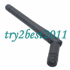 Antenna SMA plug pin 3GHZ 3G 2dBi Tilt-Swivel for 3G PCI Card USB Modem Router