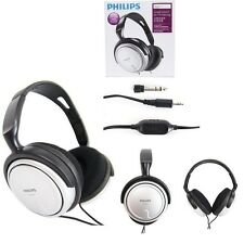 Philips SHP2500 TV headphones Over-ear StereoThis full-size headphone