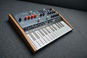 Arturia MicroFreak Synthesizer Oak Wood Panels , Upgrade!