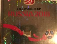 Panini FIFA World Cup 2018 Russia Foil Sticker #6 Free Shipping. MAKE AN OFFER