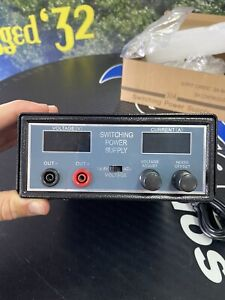 Wouxun 20A (30A) 12V Power Converter w/ Noise Offset Control