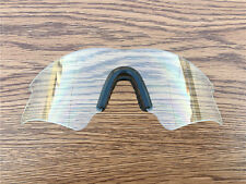 Clear Shooting Lenses Replacement Lenses for oakley M frame Sweep/nose clip