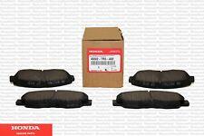 Genuine Honda OEM Front Brake Pad Kit Fits: 2012-2015 Civic (Pads,Shims,Grease)