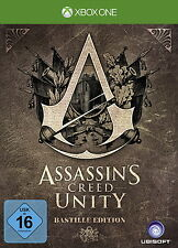 Assassin's Creed Unity Bastille Edition Xbox One *NEU & OVP* Assassins Creed
