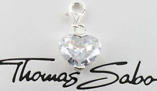Thomas Sabo Charm 0008-051-11 Herz Sterling Silber