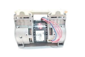 Thomas 2660CGHI42-XXX Vacuum Compressor 1/4in Npt 220-240/240v-ac