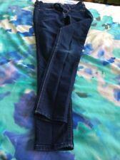 Girls Abercrombie Dark Blue jeans. Size 14 slim. Excellent Condition